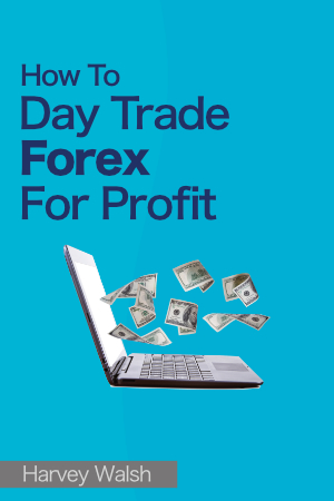 How To Day Trade Forex For Profit book cover